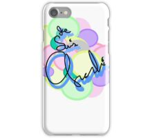 Je Suis Charlie Pastel: we refuse to be unhappy forever. iPhone Case/Skin