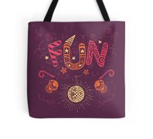 Fun Hand-Lettering Tote Bag
