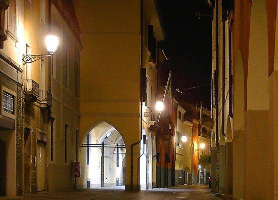 Medieval Padua by William Mason