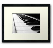 Keys Framed Print