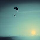 Cool Paraglider by Zohar Lindenbaum