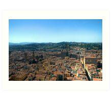 Florence High Art Print