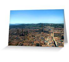 Florence High Greeting Card