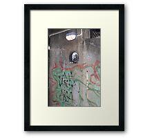Régime Framed Print