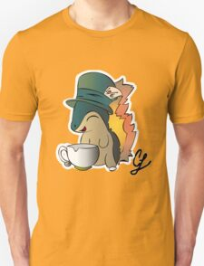 Tea Time Cyndaquil Unisex T-Shirt