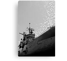 Ark Royal Canvas Print