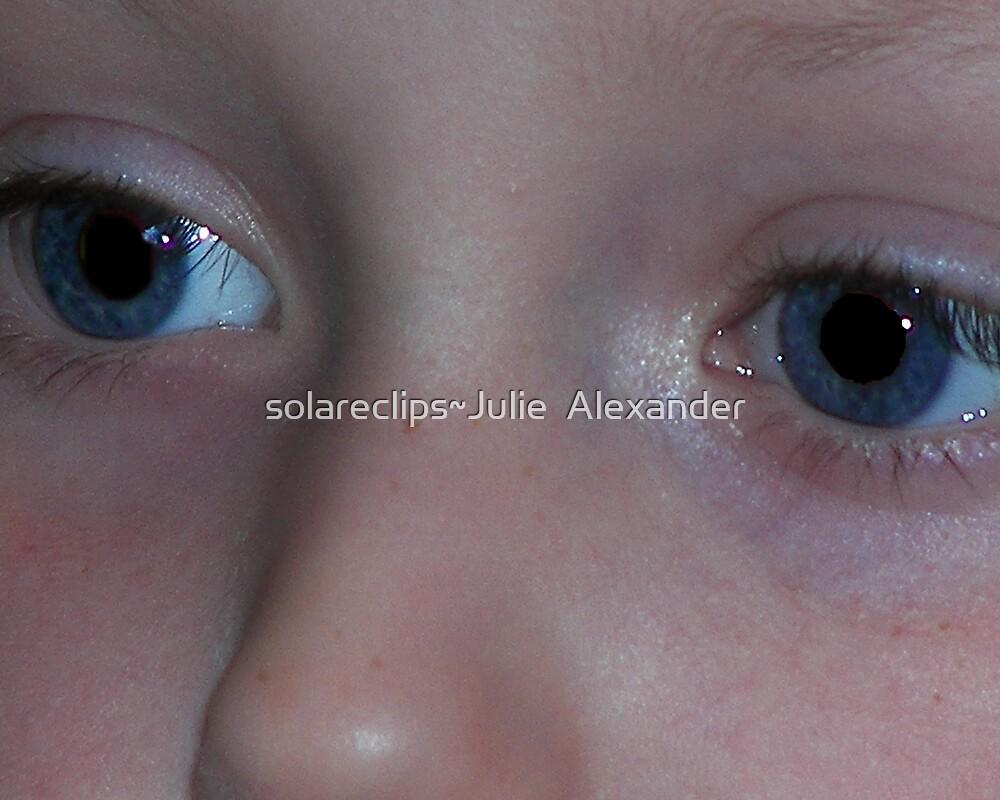 Eyes by solareclips~Julie  Alexander