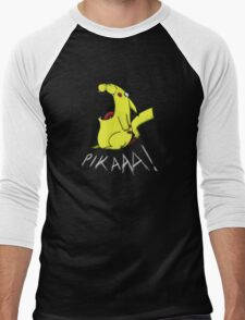 Pikaaa! Men's Baseball ¾ T-Shirt