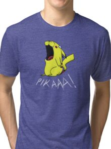 Pikaaa! Tri-blend T-Shirt