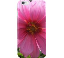 Glowing Dahlia iPhone Case/Skin