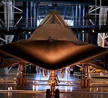 Black Bird SR71 by stormyseas