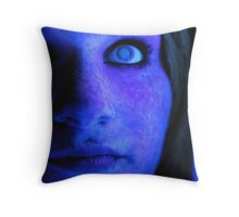 We Come Out at Night Throw Pillow