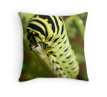 Hungry Throw Pillow