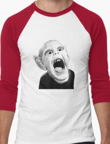 Batboy T-Shirt Men's Baseball ¾ T-Shirt