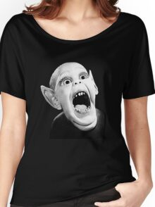 Batboy T-Shirt Women's Relaxed Fit T-Shirt