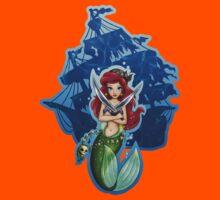 Siren's Shipwreck Kids Clothes