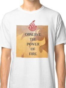 Fire Attunement Classic T-Shirt
