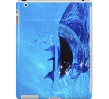 Dolphin in a small world iPad Case/Skin