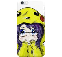 Pikachu Onesie iPhone Case/Skin