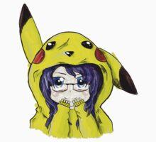 Pikachu Onesie Baby Tee