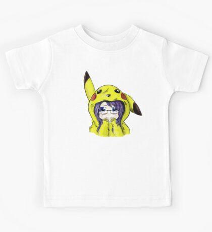 Pikachu Onesie Kids Tee