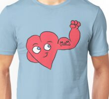 Mom Tattoo Heart Unisex T-Shirt