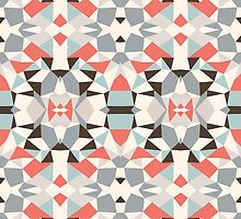 Mod Hues Tribal by Beth Thompson