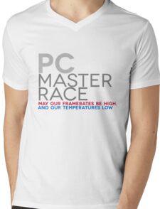 PC Master Race Mens V-Neck T-Shirt
