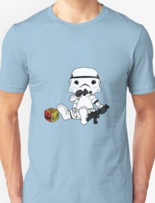 Baby stormtrooper design T-Shirt