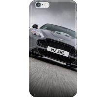 Aston Martin Vantage V12S iPhone Case/Skin