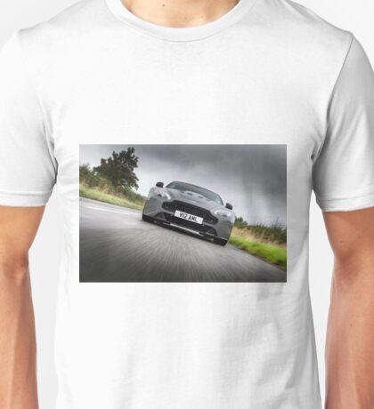 Aston Martin Vantage V12S Unisex T-Shirt
