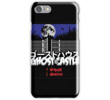 Ghost Castle 2 iPhone Case/Skin