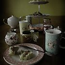 afternoon tea by PeaceM