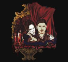 Penny Dreadful - Dorian & Ethan - we all have our curses, don't we? by FandomizedRose