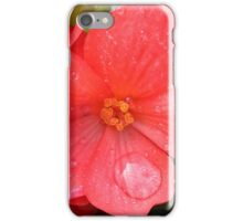 Just Watered iPhone Case/Skin