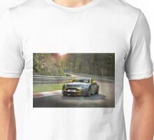 Aston Martin V8 Vantage N430 - Shot on Location at the Nurburgring. Unisex T-Shirt