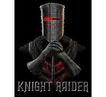 Knight Raider Photographic Print