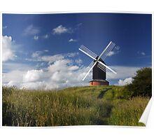 Brill Windmill Poster