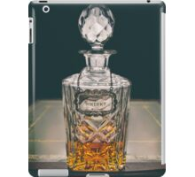 Whisky iPad Case/Skin