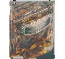 Whisky 2 iPad Case/Skin