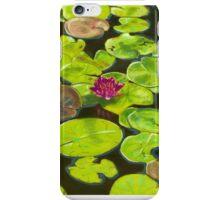 Summer Pond Pastel iPhone Case/Skin