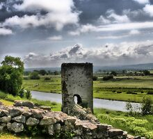 Rhuddlan HDR by Dfilmuk Photos