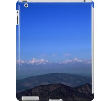 Sky to Land iPad Case/Skin