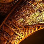 Eiffel Tower by John Kardys