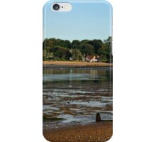 Bembridge from St Helens At Low Tide iPhone Case/Skin