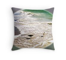 One Good Tern (deserves another) Throw Pillow