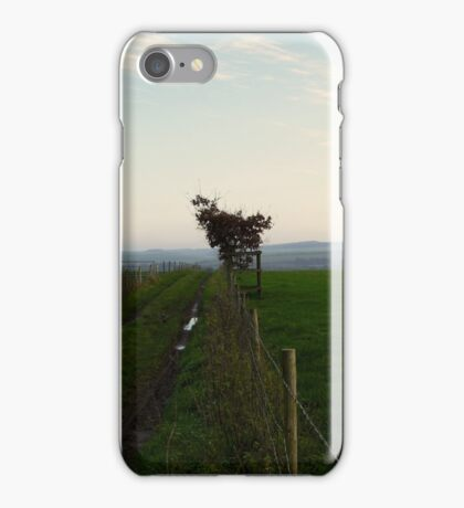 Classic countryside iPhone Case/Skin