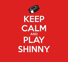 Keep Calm and Play Shinny Unisex T-Shirt