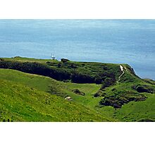 St Catherine's Point from Gore Cliff Photographic Print
