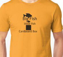 Big fish dance move  Unisex T-Shirt